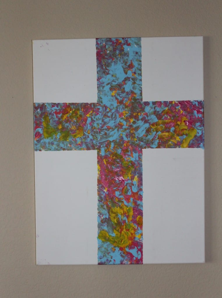 cross art
