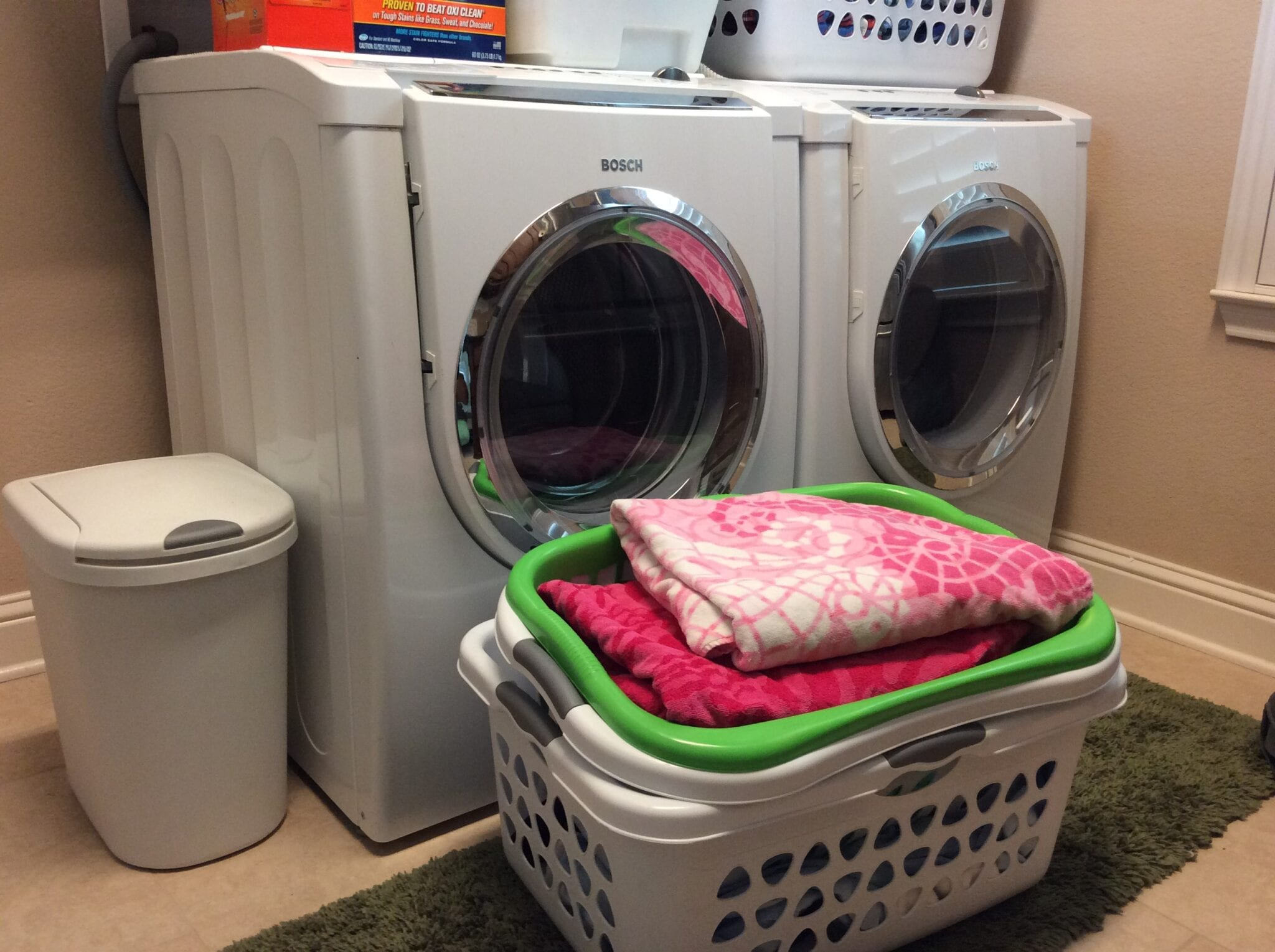 My Laundry Hacks