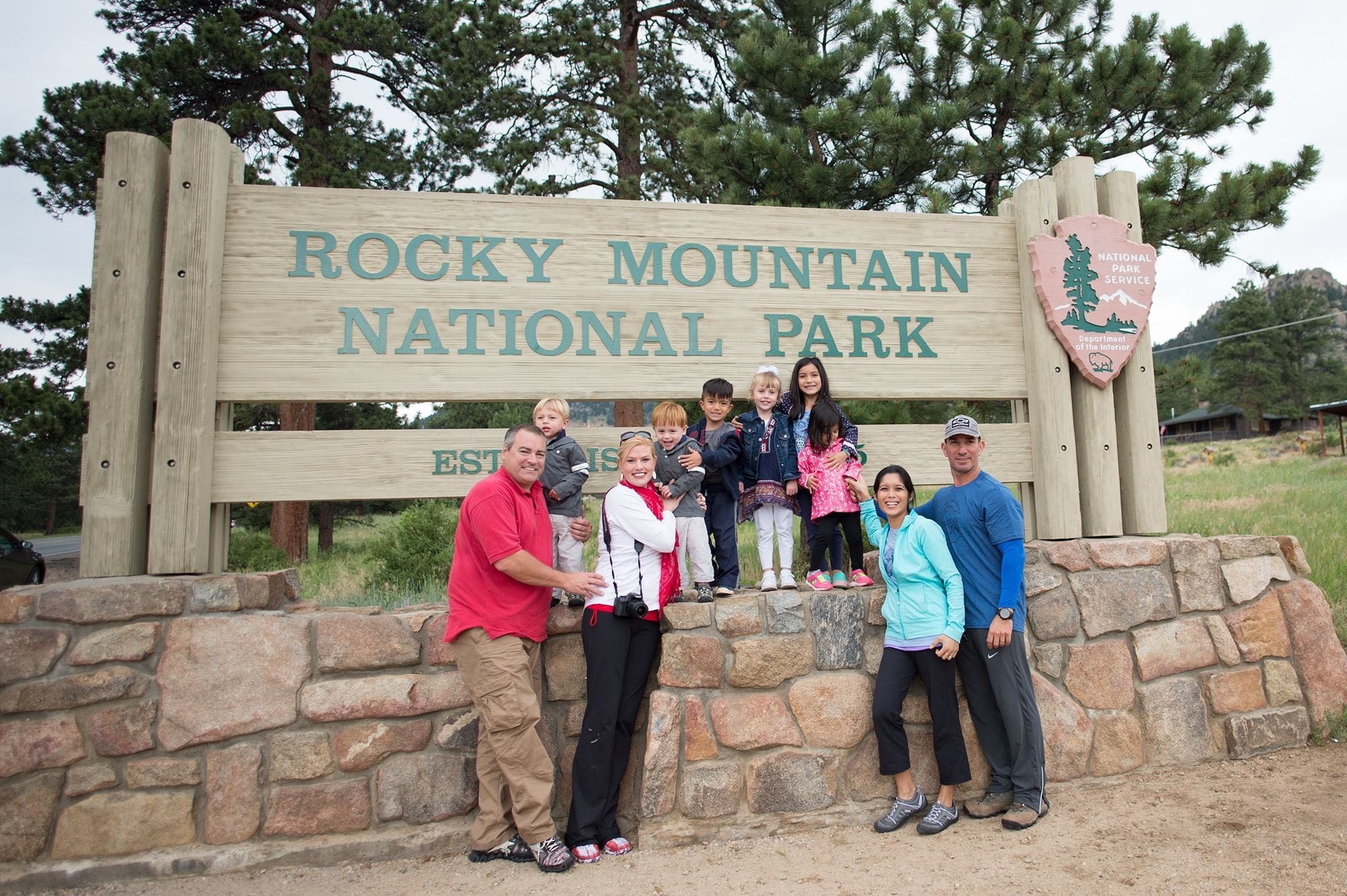 Our Trip to Colorado: Part 2 Rocky Mountain National Park