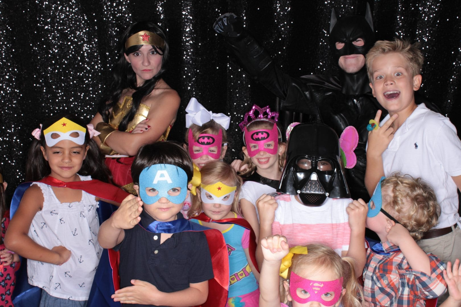 Super Hero Party!!!