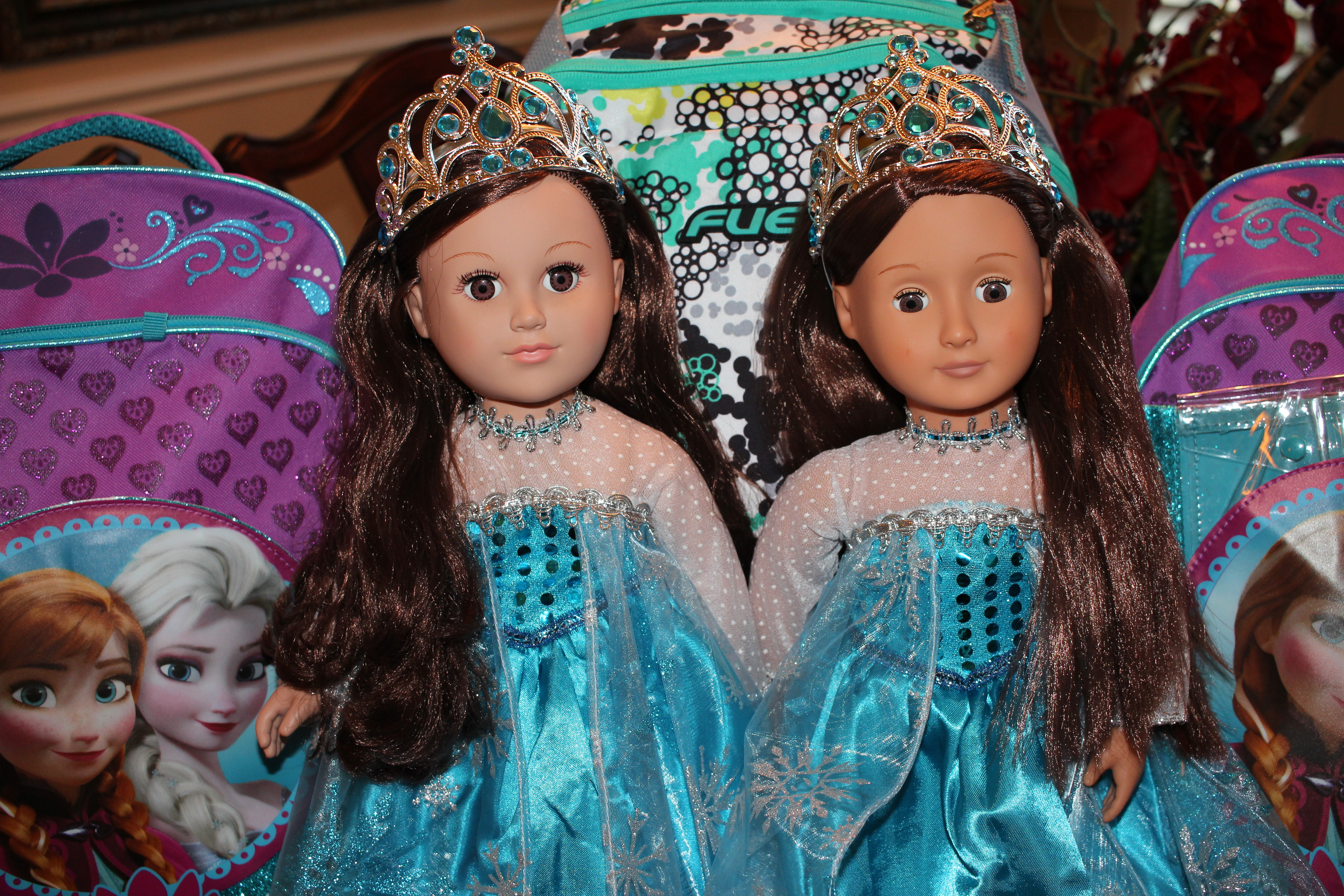 Restoring American Girl Dolls and Other 18″ Dolls