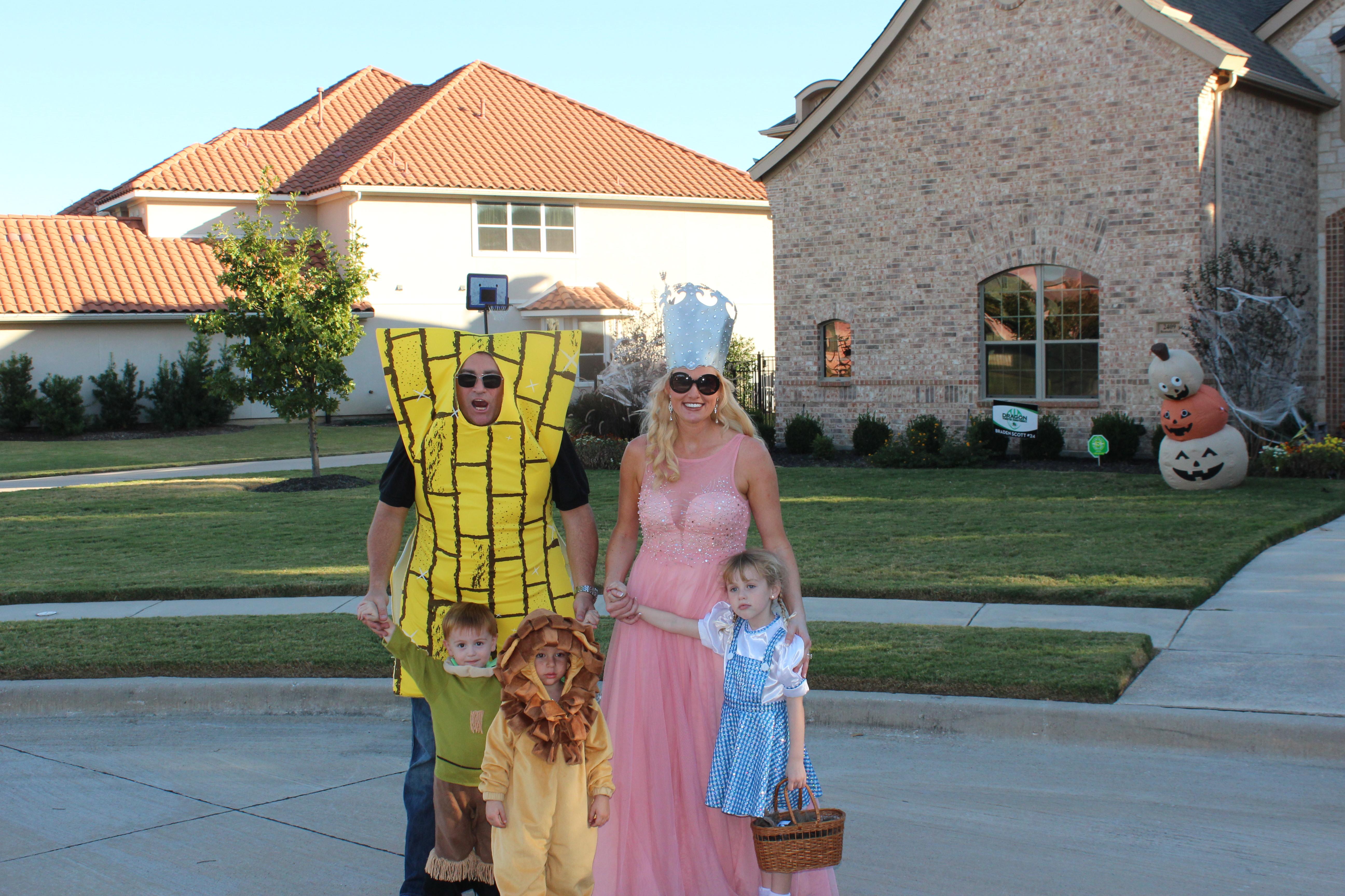Neighborhood Halloween Party