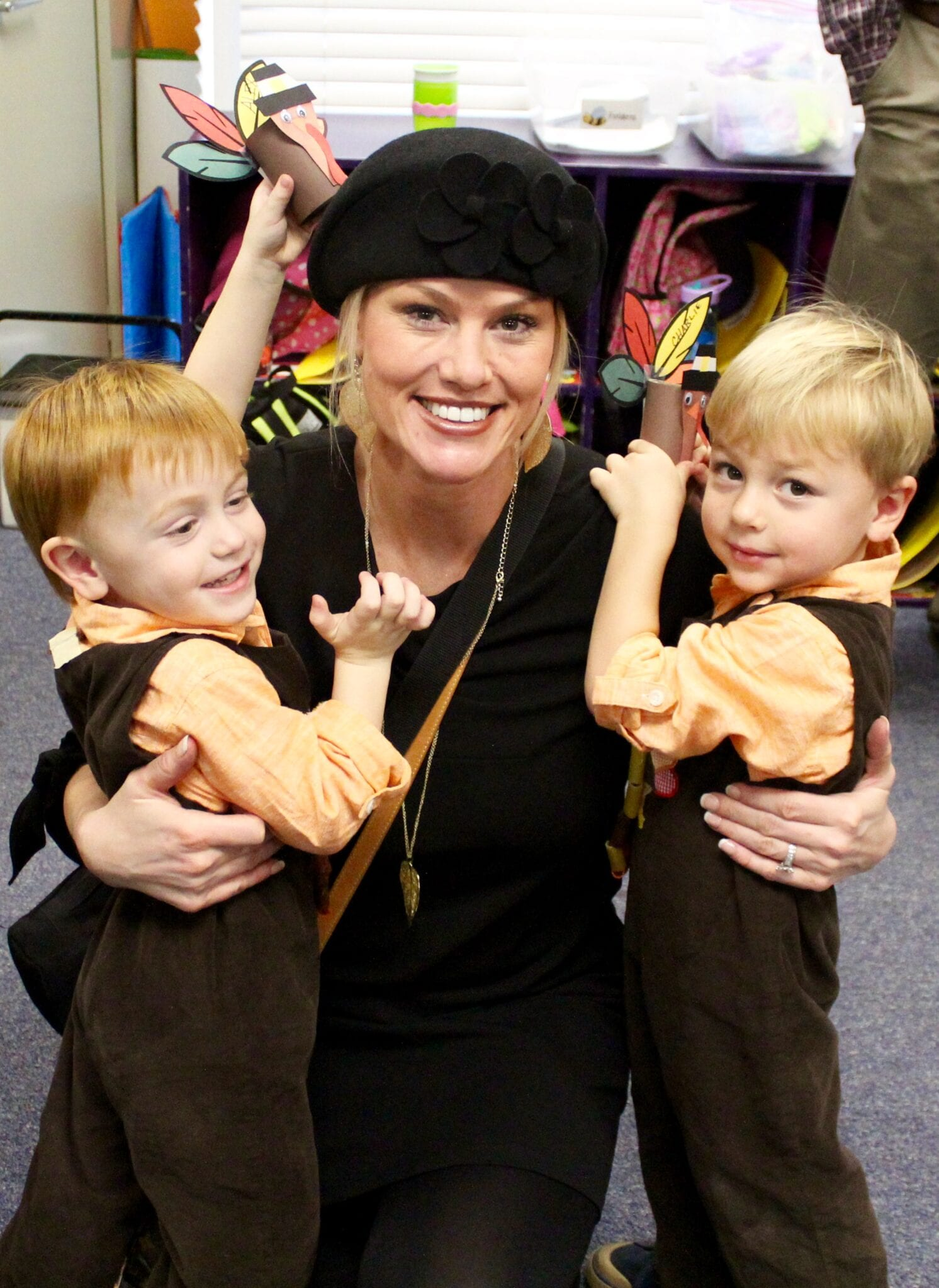 Thanksgiving at Preschool