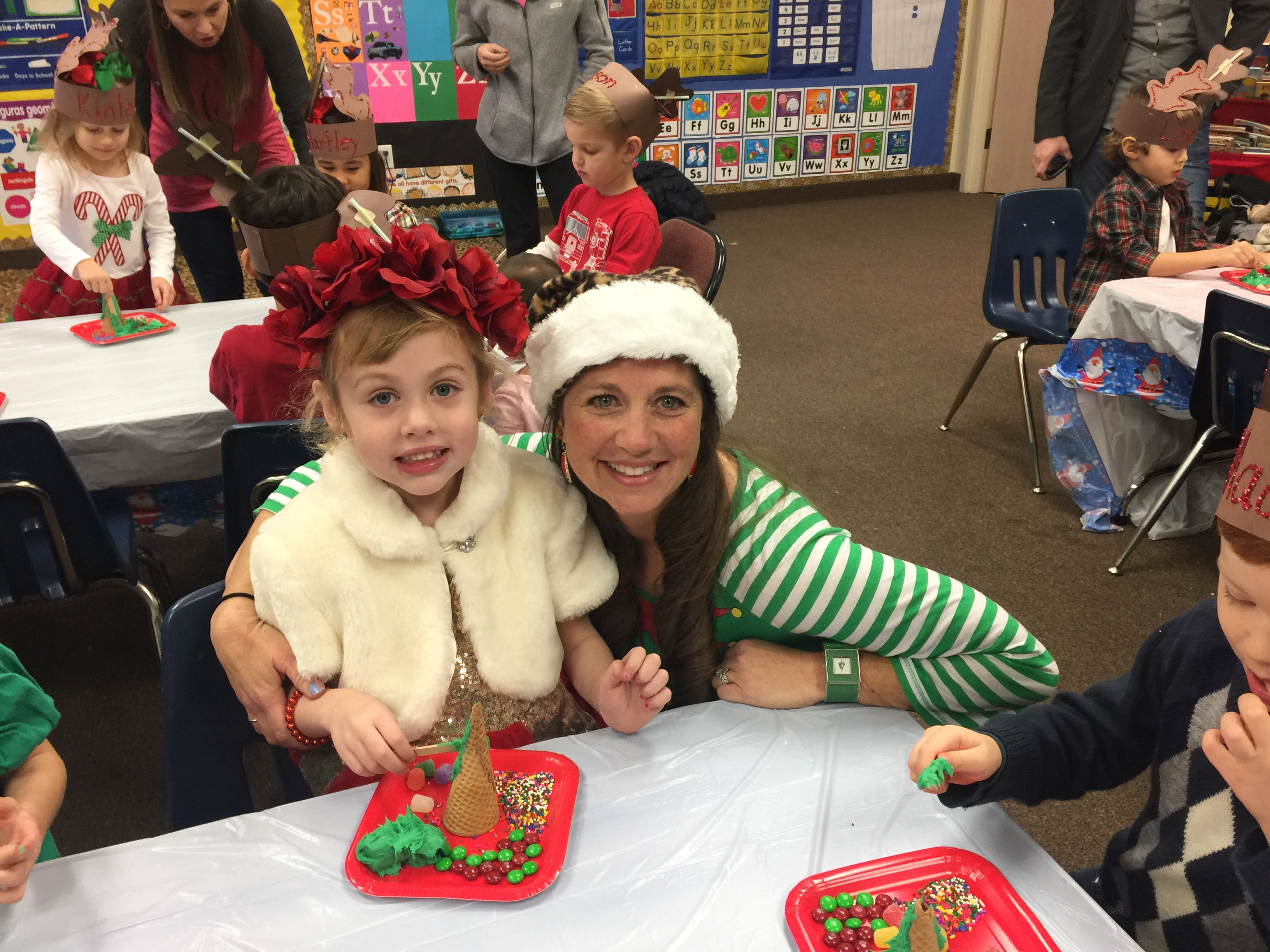 Christmas Parties at Preschool