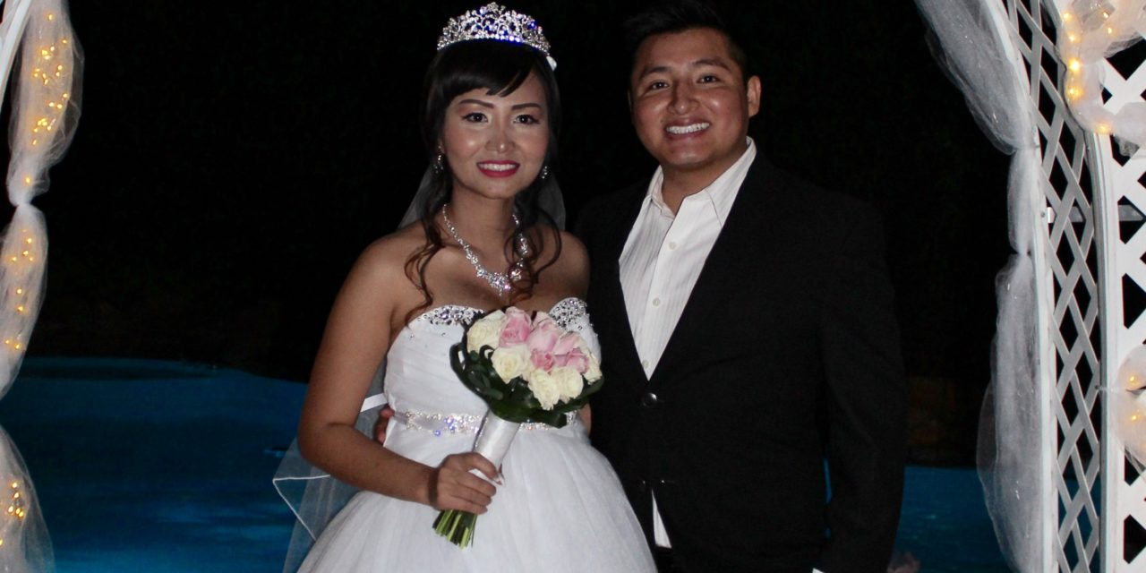 Justin and Katsuree's Wedding