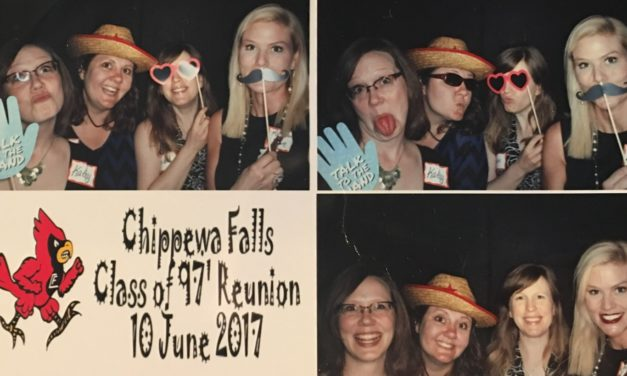 How to Enjoy a Class Reunion