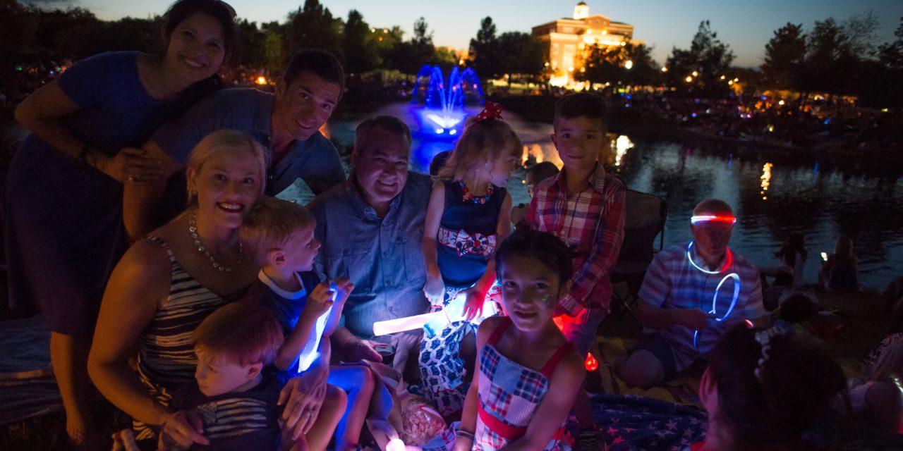 The Joy of a 4th of July Celebration!