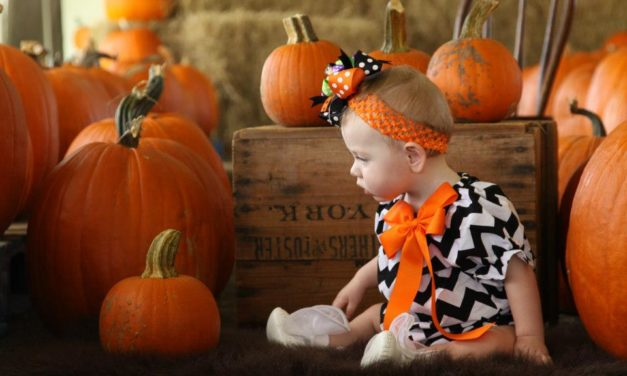 Family Traditions- The Pumpkin Patch