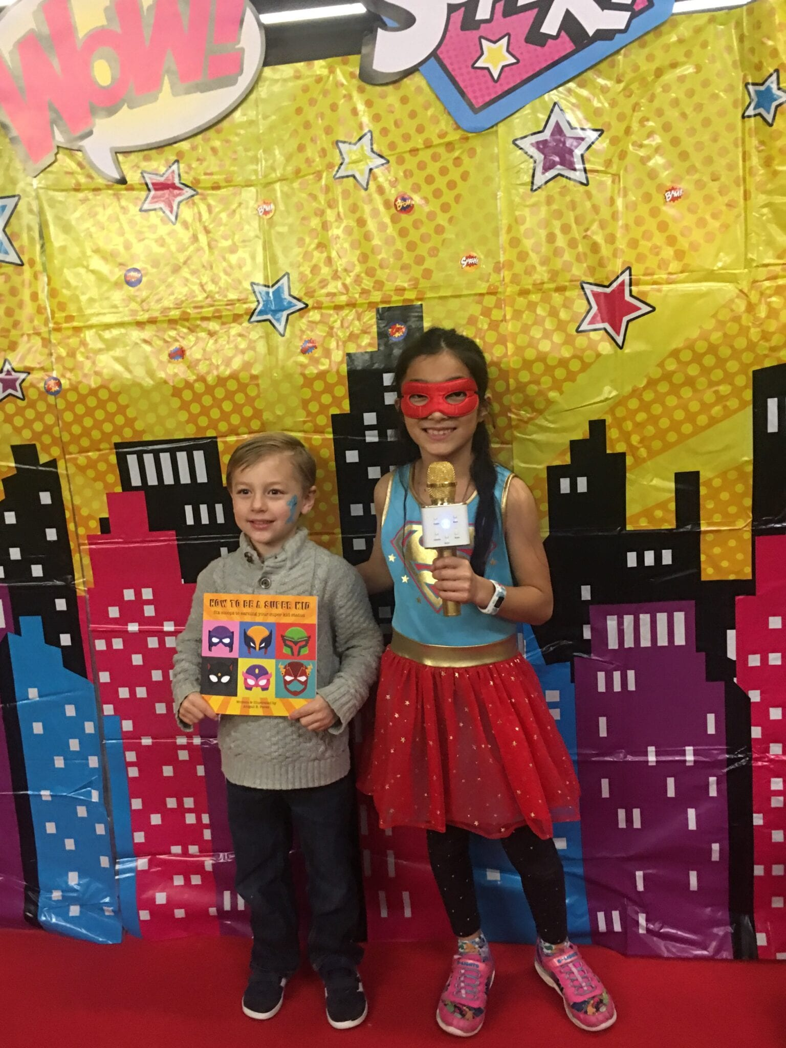 A Superhero Book Every Kid Needs and a Giveaway!
