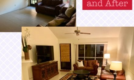 The Joy of Buy, Sell, Trade: Helping Furnish My Brother's Home