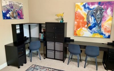 New Art for a New Play/Activity Room