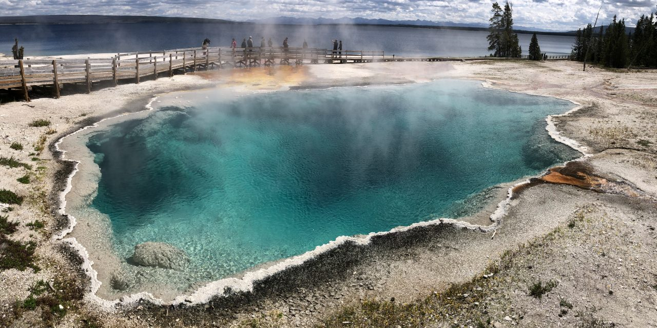 Yellowstone National Park 2019