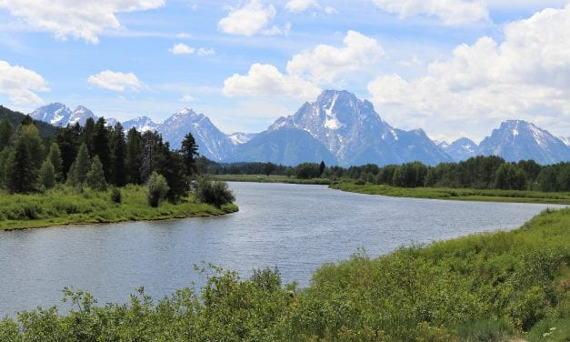 Teton National Park 2019