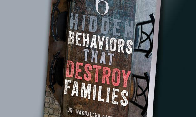 6 Hidden Behaviors that Destroy Families on the Debbie Chavez Podcast